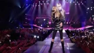 Miley Cyrus - Rockstar [ LIVE ]