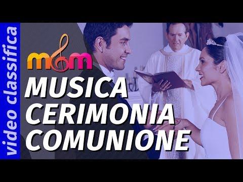 COMUNIONE Matrimonio: i brani più richiesti per la Cerimonia Religiosa