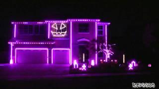 Halloween House Light Show 2011 Party Rock Anthem By LMFAO.mp3