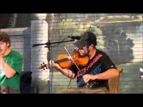 Ashley MacIsaac and Mary Jane Lamond at Lunenburg Opera House - Sleepy Maggie