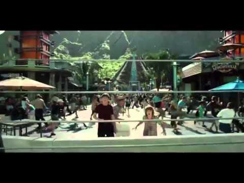 Jurassic world music video monster-skillet [HD]