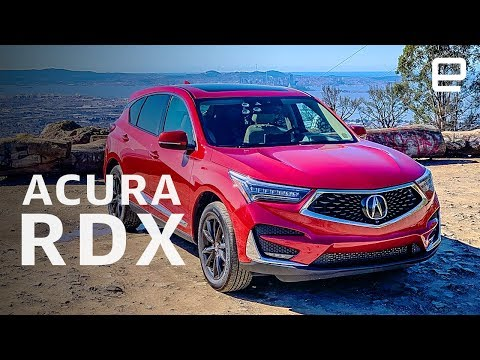 Acura RDX Review: Easy on the eyes and wallet