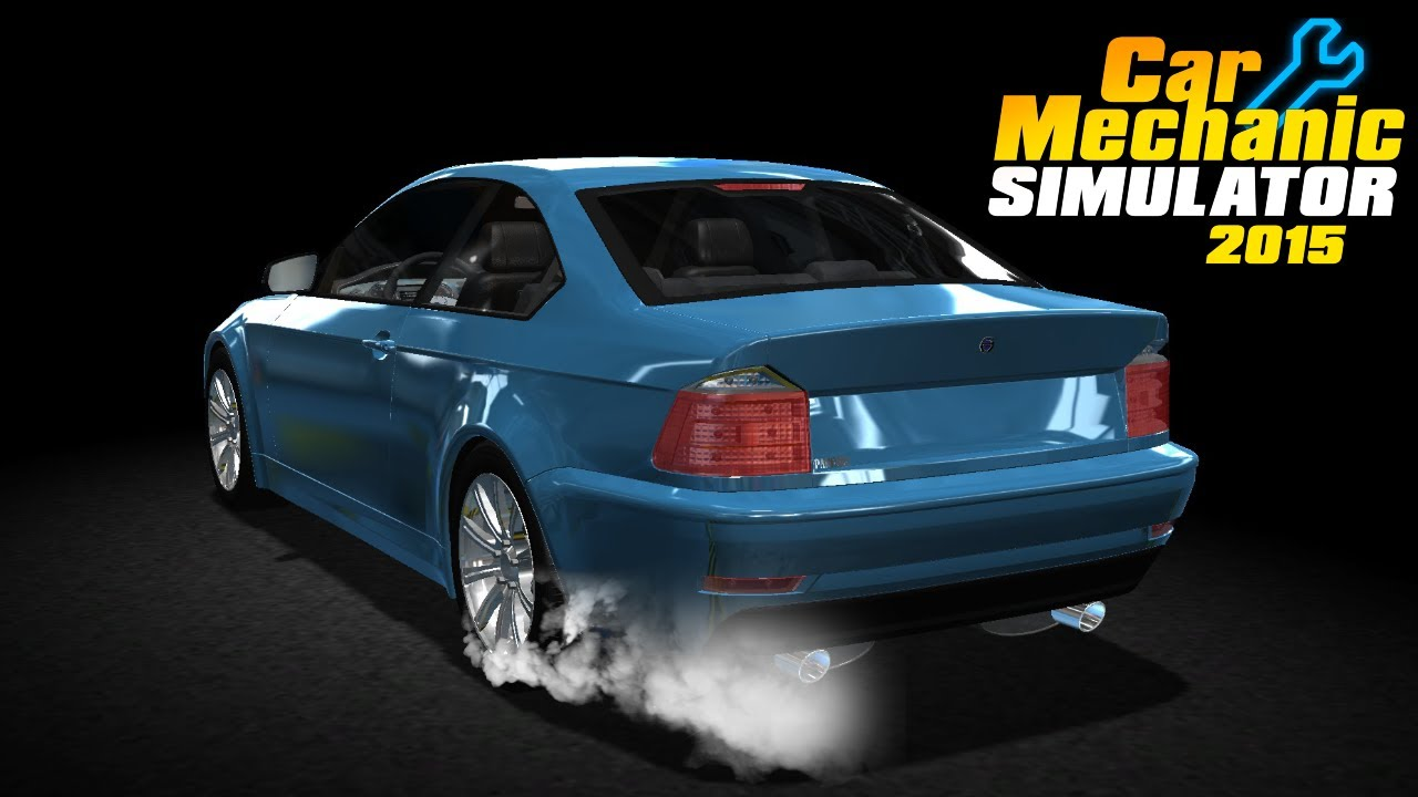 Bmw M3 Speed Build Car Mechanic Simulator 2018 Discussion Car Mechanic Simulator 2015 Youtube