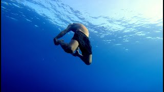 Freediving -The essence