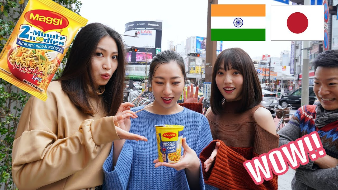 Japanese People Try