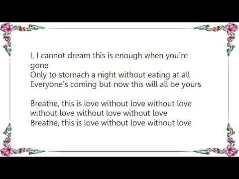 Chet Faker - Cigarettes  Loneliness Lyrics