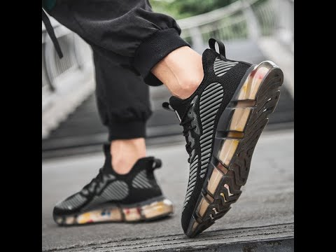 2020 Fashion Trend Breathable Men Shoes Sneakers