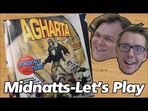 Midnatts-Let's Play: Agharta