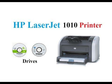 HP LaserJet 1010 |  Driver