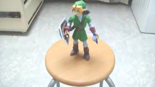 Papercraft Legend of Zelda Ocarina of Time adult Link