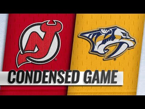 12/15/18 Condensed Game: Devils @ Predators
