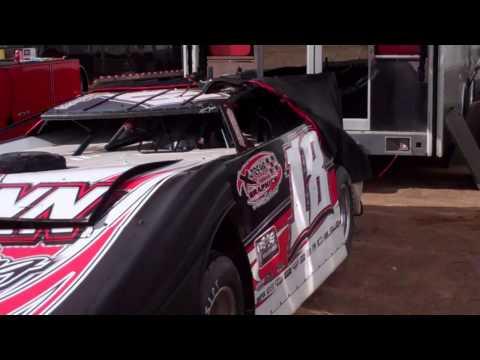 Pit Tour- Wild West Shootout 1-14-12 USA Raceway- Tucson, AZ