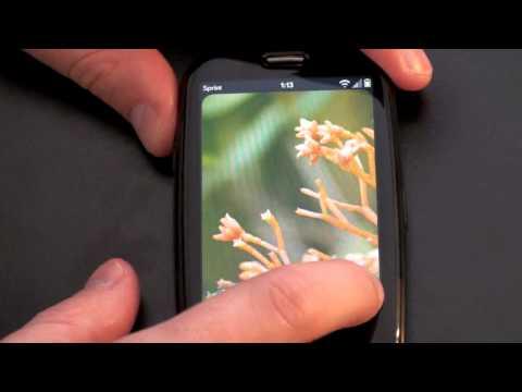 Palm Pre App Catalog