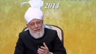 Representative of Imran Khan PTI talks to Khalifa of Islam Ahmadiyya