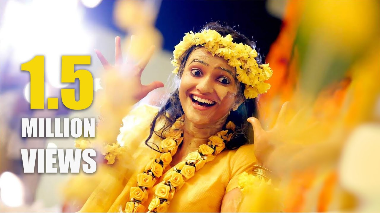 Aysha S Colorful Haldi Ceremony By Weddplanner Wedding