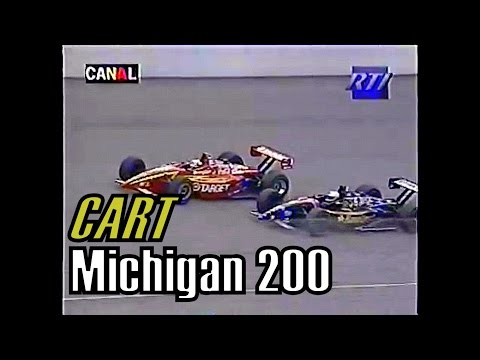 CART: Michigan 2000 (500 Millas) - Transmisión Colombiana Ca