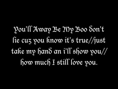 C.R - You'll Always Be My Boo ft Cyrena