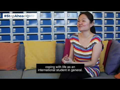 Shuying Hu (Singapore)  MSc Music Therapy