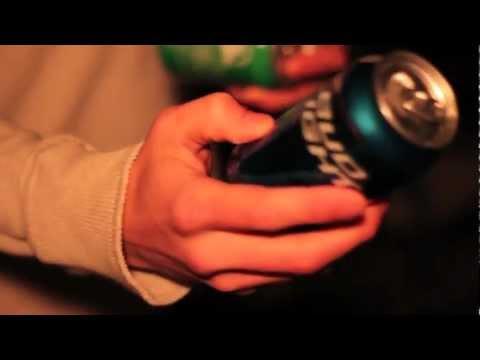 "The ""Finger Blasting Beer Technique"" w/ Kiwi"
