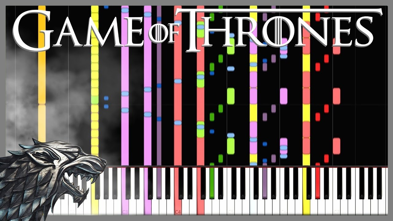 GAME OF THRONES Theme Gets A Visual MIDI Remix - Nerdist