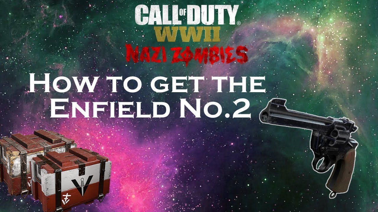 HOW TO UNLOCK ENFIELD NO 2 - WWII Zombies - #4