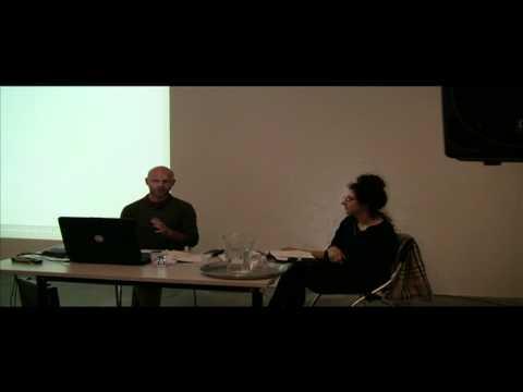 Heath Bunting (4 of 9) Artist Talk