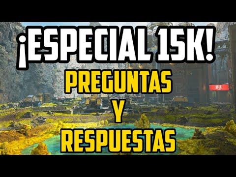¡ESPECIAL 15K! PREGUNTAS Y RESPUESTAS ENRIKU