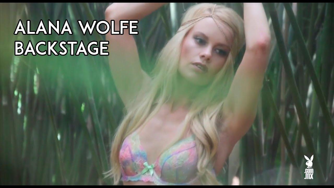 Hot Youtube Alana Wolfe naked photo 2017