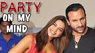 Party on my Mind- Race 2 SONG released (NEWS)
