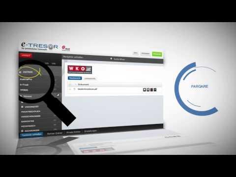 E-Tresor - relaunch Oktober 2012