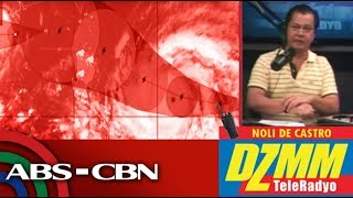 DZMM TeleRadyo: Ompong may become supertyphoon before smashing Cagayan - PAGASA | Part 1