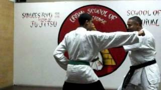 Karate San Do Kai Emanuel Thomas