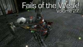 Fails of the Weak - Volume 27 - Halo 4 - (Funny Halo Bloopers and Screw Ups!)