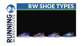 How To Select a Running Shoe: Shoe Type