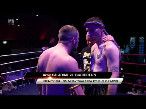 Infinity Full On: Reloaded - Artur Saladiak vs Dan Curtain