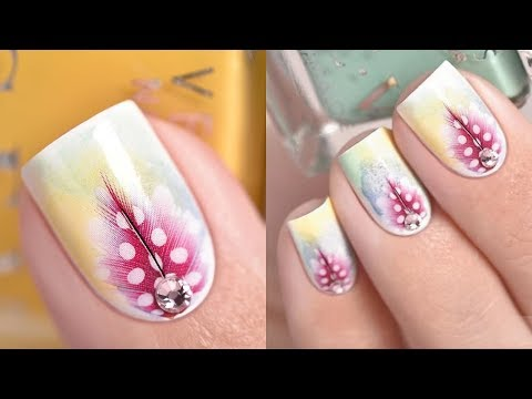 Amazing 13 Nail Art Designs | New Nail Art Compilation August 2018 by MUA DIY