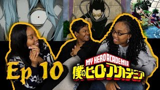"ITS GETTING REAL!!!😱 My Hero Academia 1x10 ""Encounter with the Unknown"" Family/Group Reaction"