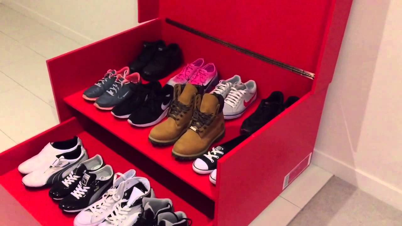Nike Shoe Storage Box