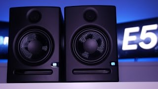 PreSonus Eris E5 Studio Monitors Review and Comparison