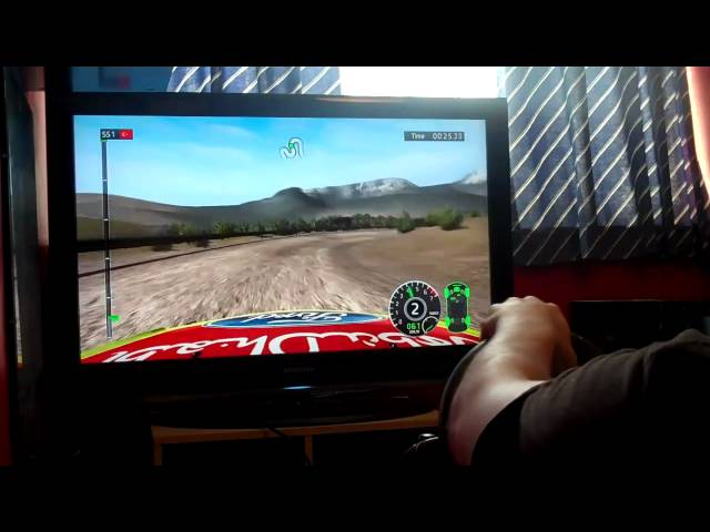 WRC, Turkey Rally Stages 1-2