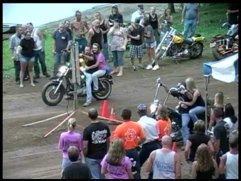 2010 California, Ky. Harley Davidson Dirt Drags Highlights
