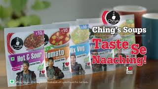 Taste Se Naaching | Ching's Soup | Chinese Instant Soups | Ching's Secret