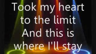 Meet Me Halfway Lyrics - Black Eyed Peas