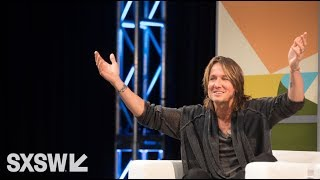 A Conversation with Keith Urban | SXSW 2018