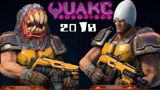 НОВЫЙ КВЕЙК 2018! Обзор игры Quake Champions первый взгляд! лучший онлайн шутер 2018!