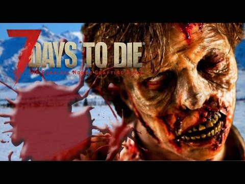 CHAD'S INTO SLAM DANCING :: 7 Days to Die #5