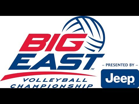 BIG EAST Volleyball Semis - #4 St. John's Vs. #1 Creighton