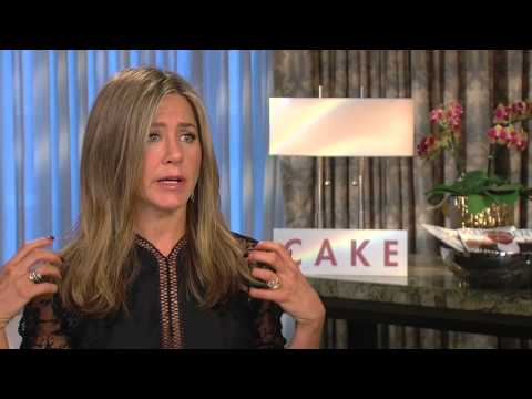 Cake: Jennifer Aniston Exclusive Interview