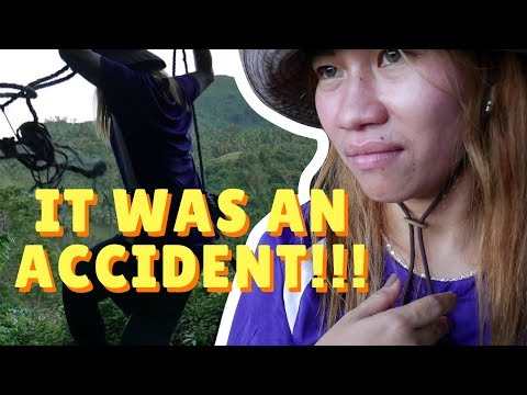 WE BROKE THE INFINITY SWING! (Bacalla Woods Campsite, San Fernando, Cebu)