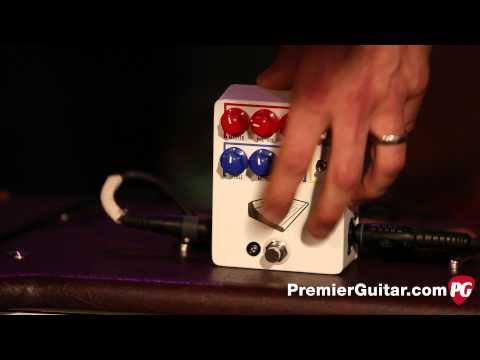 Review Demo - JHS Pedals Colour Box
